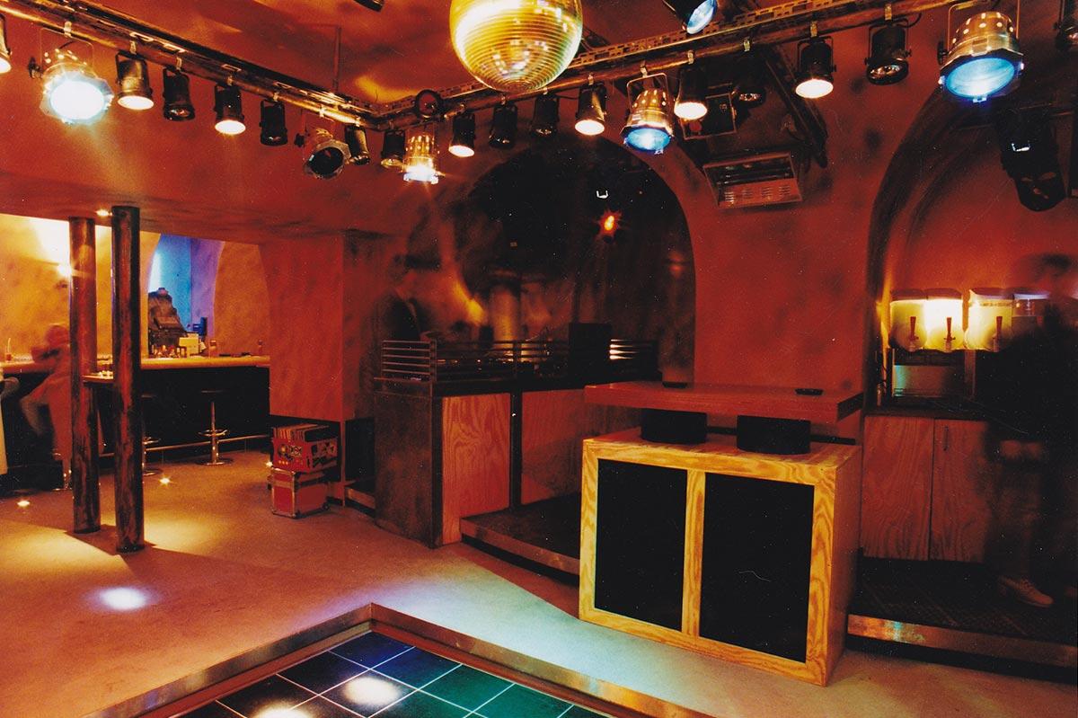 Baden Baden Discothek