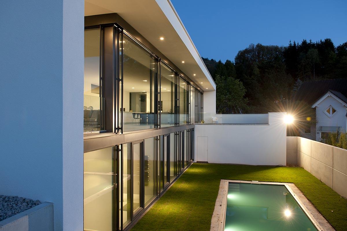 thomas bechtold architekten b hl achern und baden baden passivhaus bp wohnen. Black Bedroom Furniture Sets. Home Design Ideas